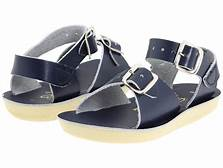 Sun San Saltwater Sandals Surfers Navy (1702)