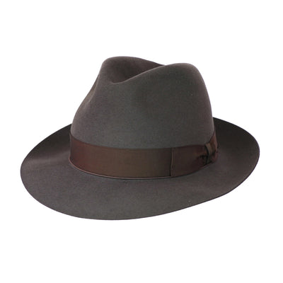 Bellagio 238 - Light Brown, product_type] - Borsalino for Atica fedora hat