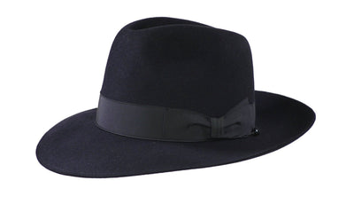 Salerno 314, product_type] - Borsalino for Atica fedora hat
