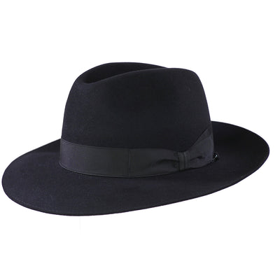 Andelli 278, product_type] - Borsalino for Atica fedora hat