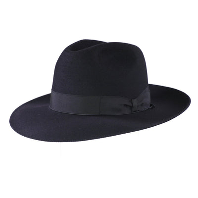 Mattia 318, product_type] - Borsalino for Atica fedora hat