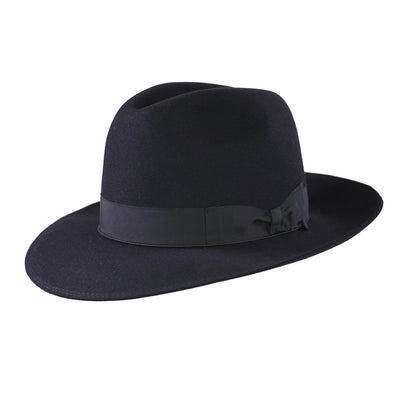 Torino 34, product_type] - Borsalino for Atica fedora hat