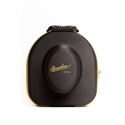 Shayne Travel Case - Small, product_type] - Borsalino for Atica fedora hat
