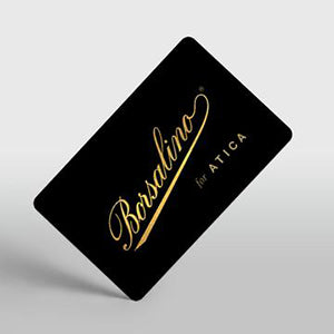 Gift Card, product_type] - Borsalino for Atica fedora hat