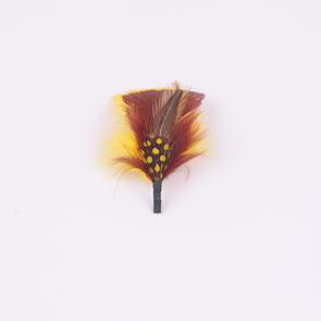 Hat Side Feathers, product_type] - BYD