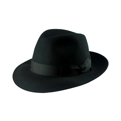 Torino 27, product_type] - Borsalino for Atica fedora hat