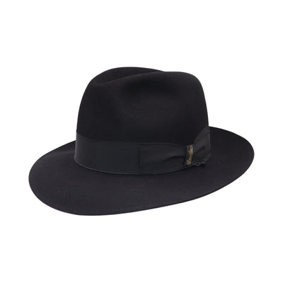 Andelli 258, product_type] - Borsalino for Atica fedora hat