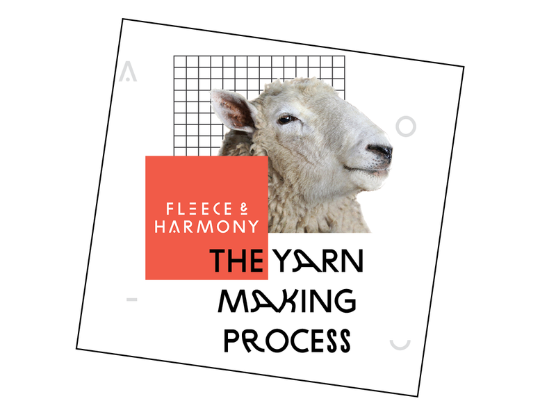 The Yarn Making Process