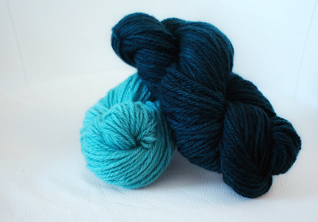 Fleece & Harmony Yarn