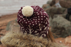 Beck Trail Hat Pattern
