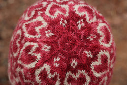 Queen of Hearts Hat Pattern
