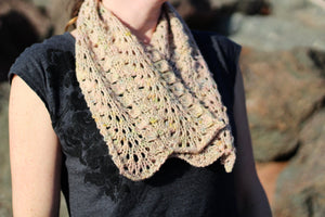 Squall Scarf Pattern
