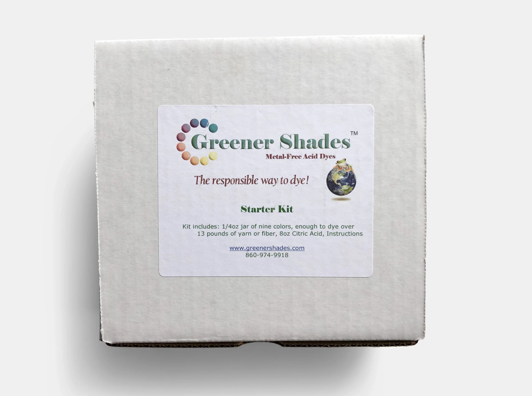 Greener Shades Dye Kit
