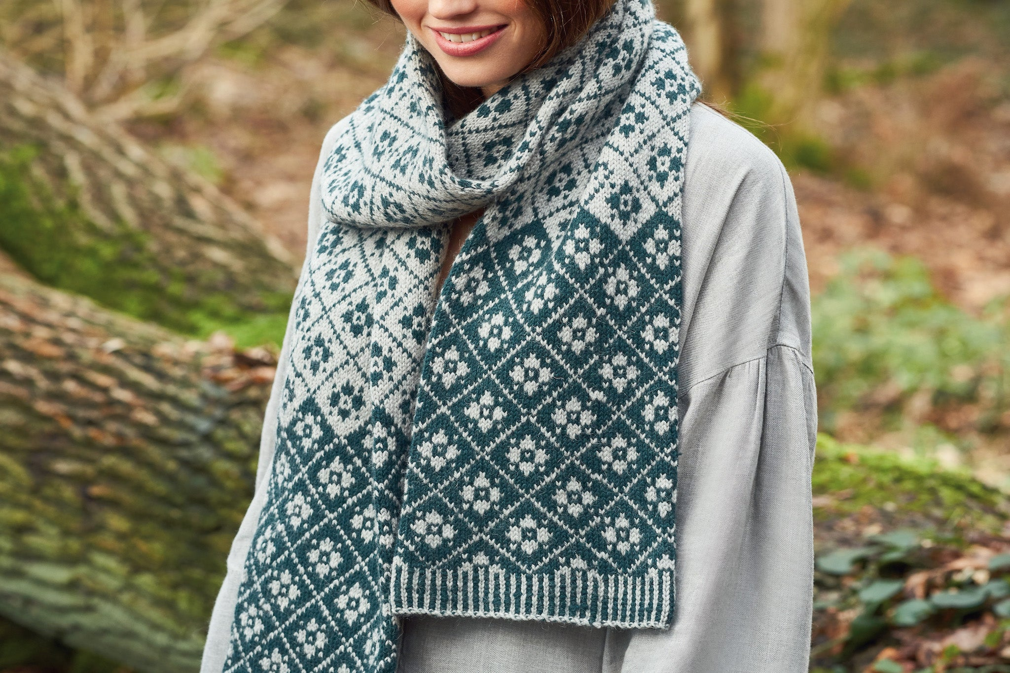 Lattice Scarf Kit