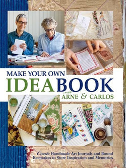 Arne and Carlos Make Your Own Ideabook