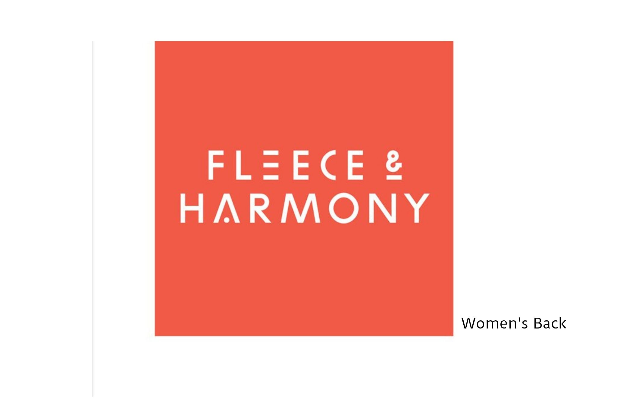 Fleece and Harmony T-Shirts