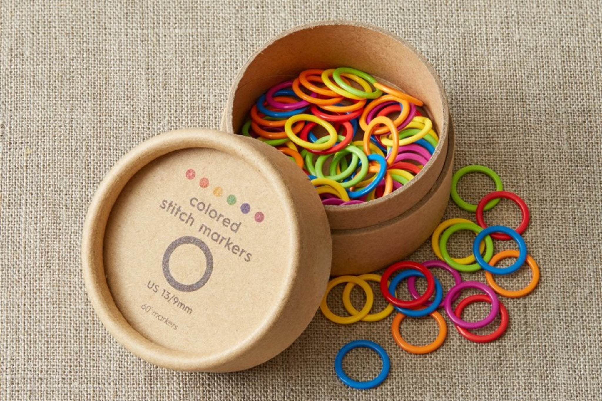 Cocoknits Large Ring Stitch Markers