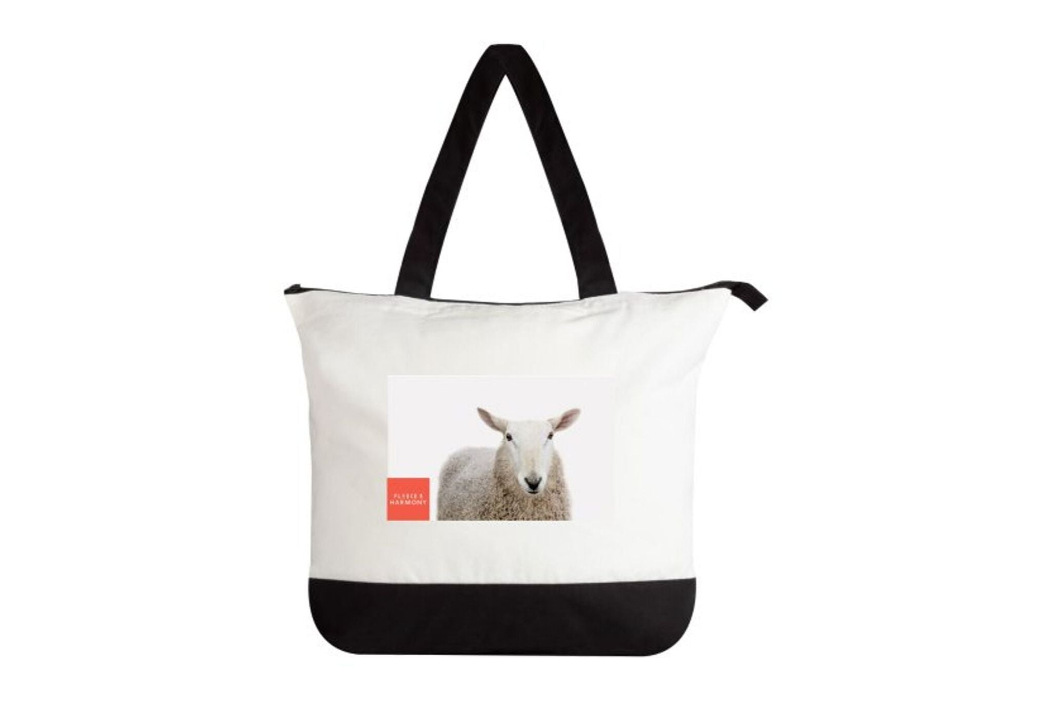 Fleece and Harmony Project Bag