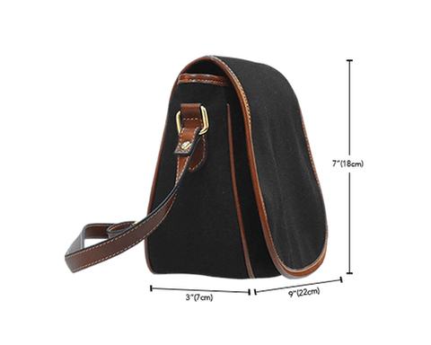 Saddle Bag Size