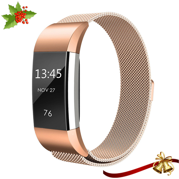 Fitbit Charge 2 Band - Milanese Magnetic