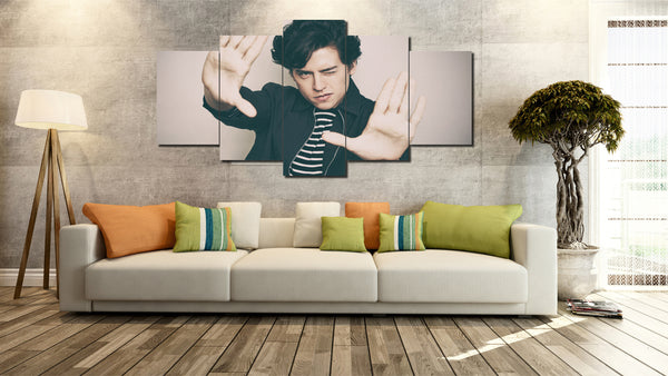 Canvas Wall Art -  Riverdale Jughead