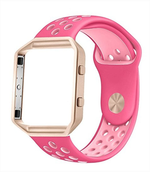 Blaze PINK Collection Silicone Band