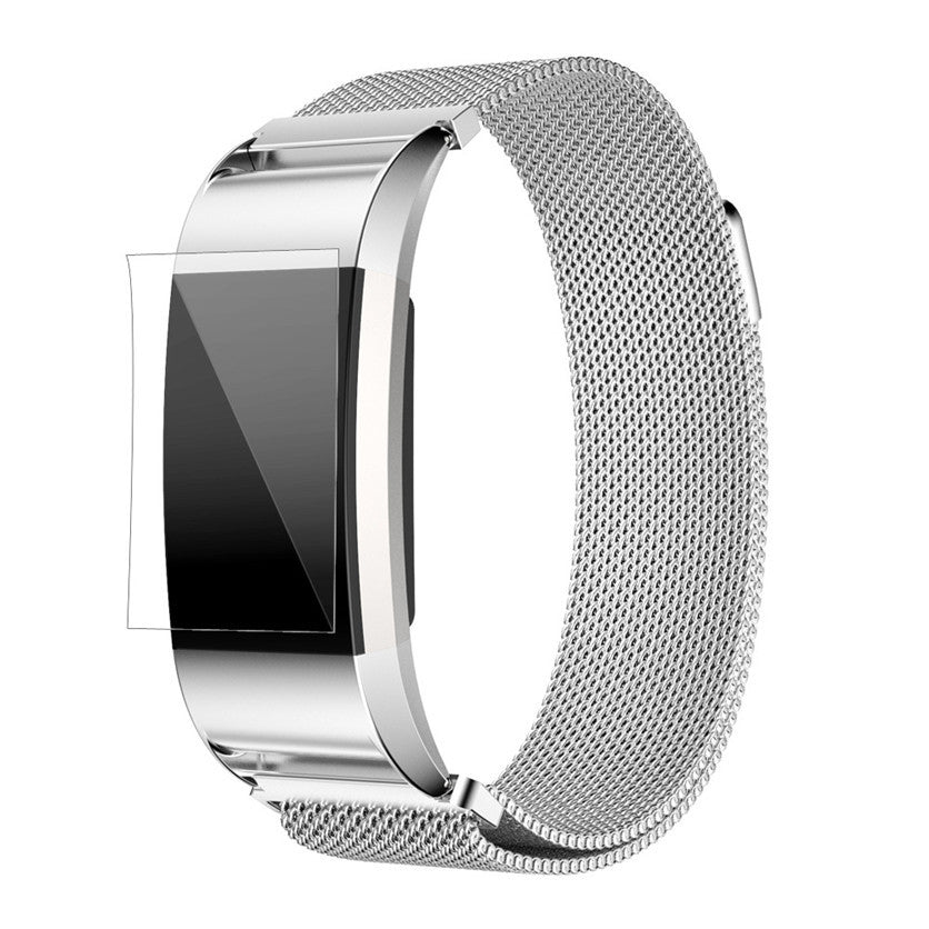 Fitbit Charge 2 Milanese - New