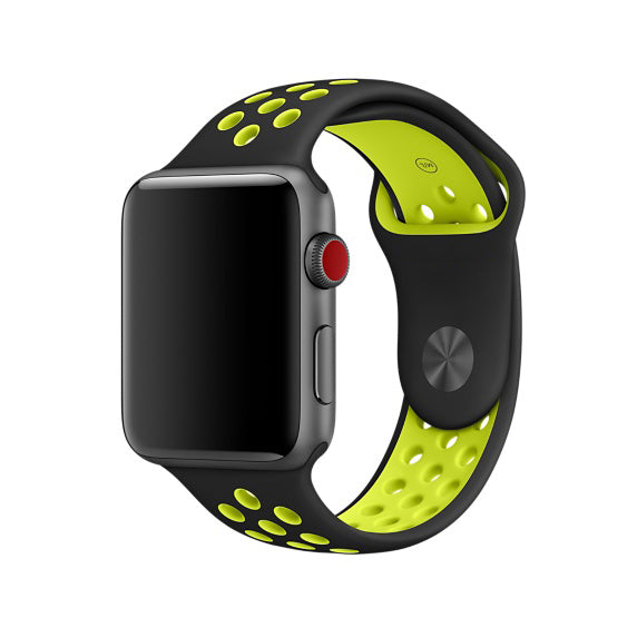Apple Watch Breathable Silicone