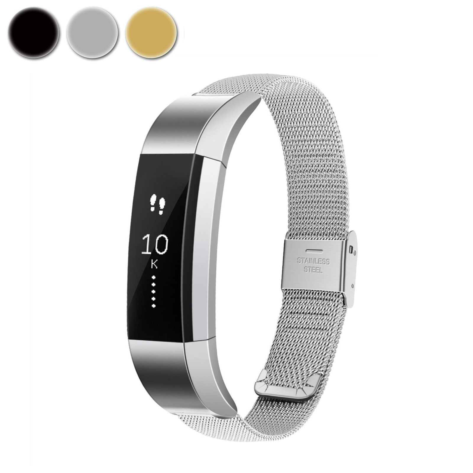 Fitbit alta anytiny fitbit alta band milanese buckle baditri Gallery