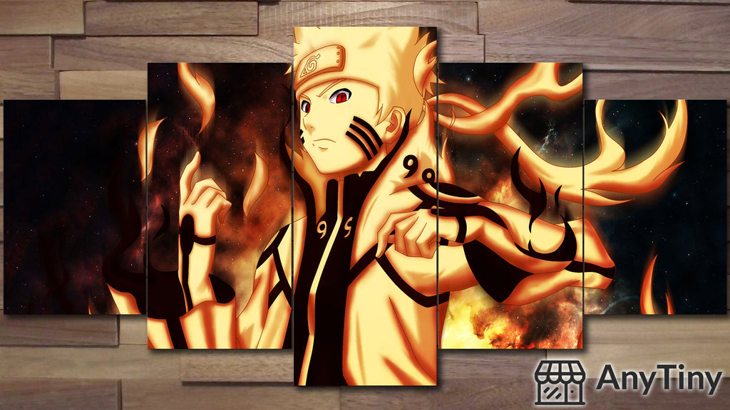 Canvas Wall Art -  Naruto