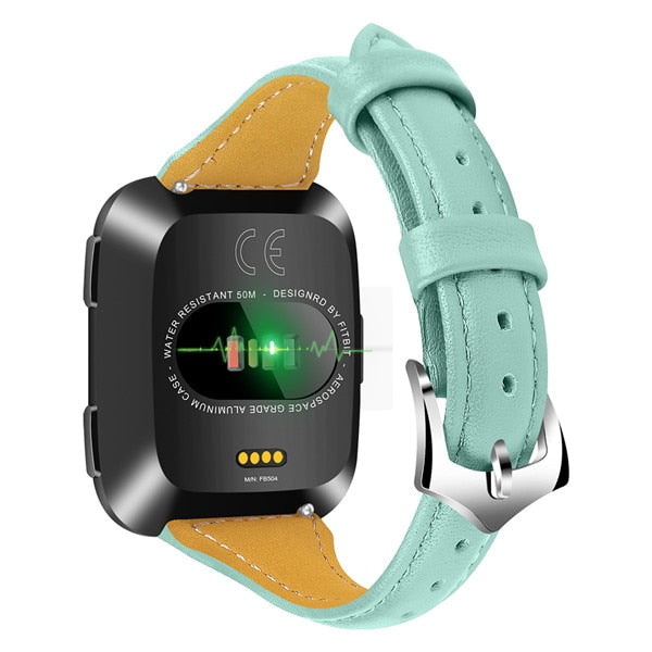 Versa PU Leather Band