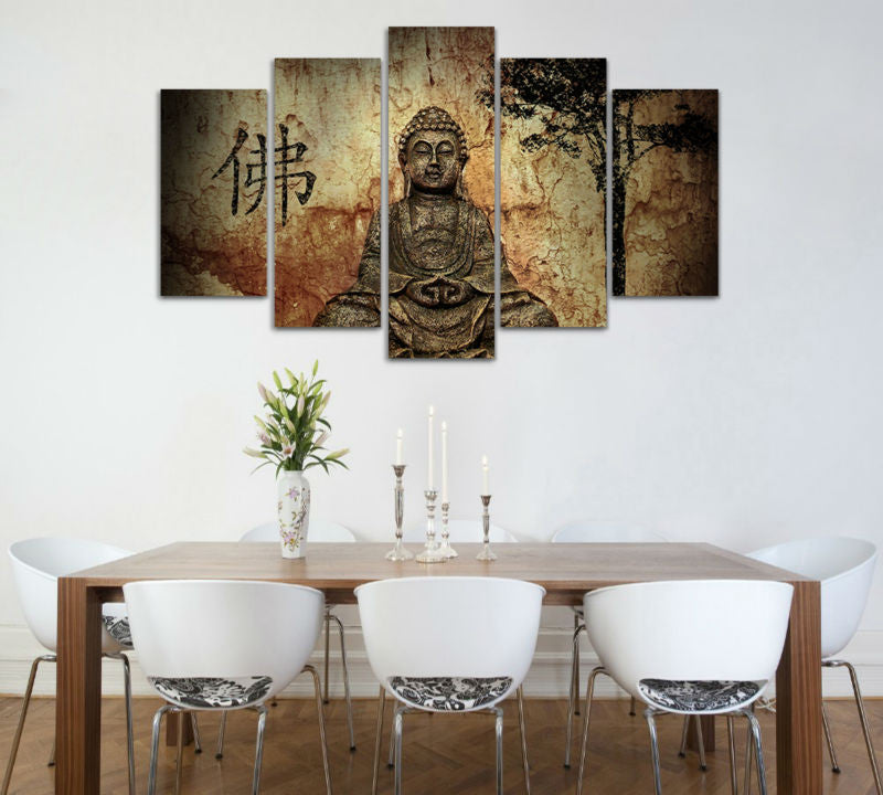 Canvas Wall Art - Buddha 8