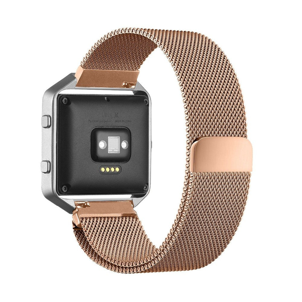 Fitbit Blaze Band - Magnetic Milanese Strap
