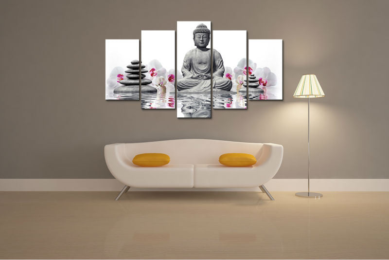 Canvas Wall Art - Buddha 9