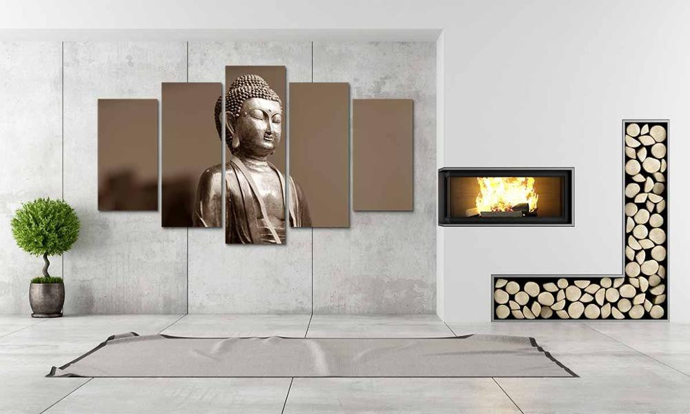 Canvas Wall Art - Buddha 6