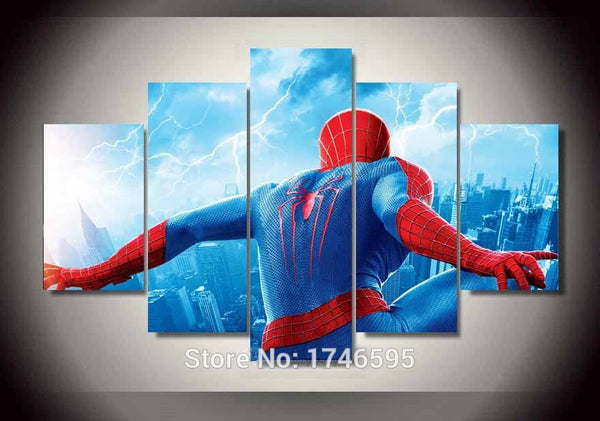 Canvas Wall Art - Spider Man 2