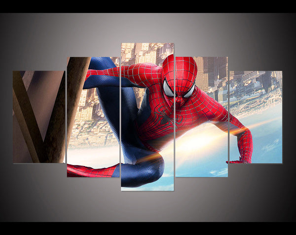 Canvas Wall Art - Spider Man 1
