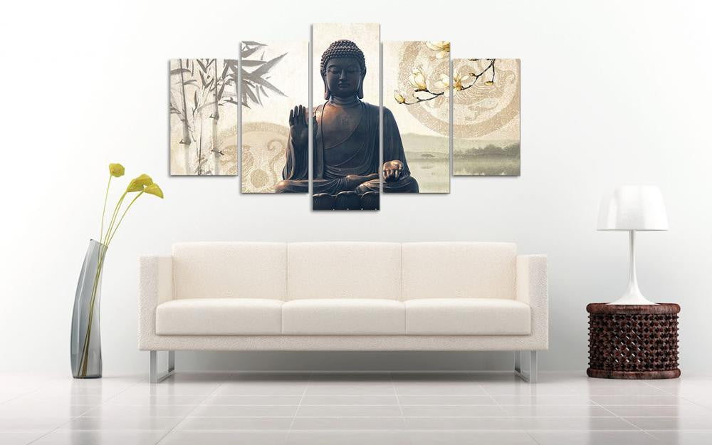 Canvas Wall Art - Buddha