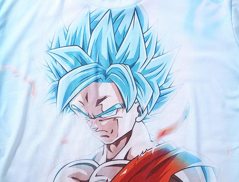 Tshirt - Dragon Ball Songoku