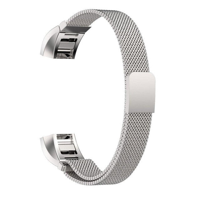 Fitbit Alta Strap Milanese Magnetic Lock Anytiny
