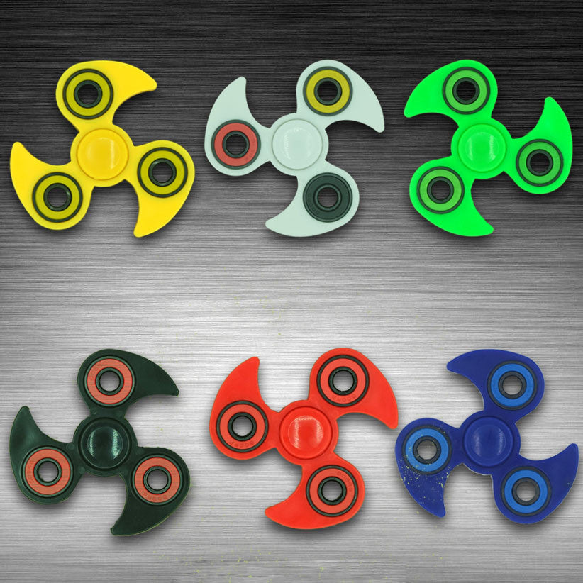 Fidget Spinner - Fan Blades