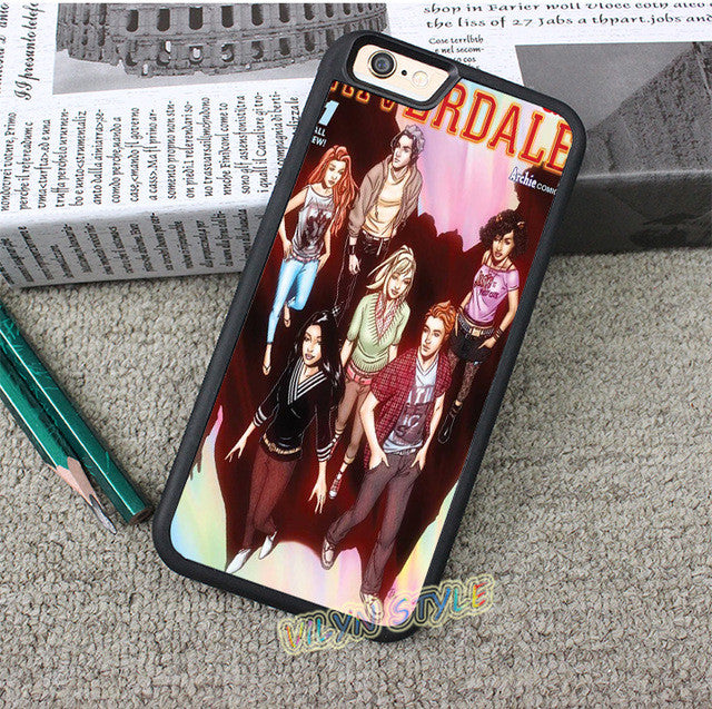 iPhone Case - Riverdale Cast