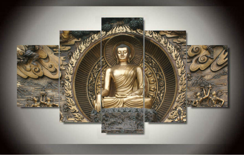 Canvas Wall Art - Buddha 10