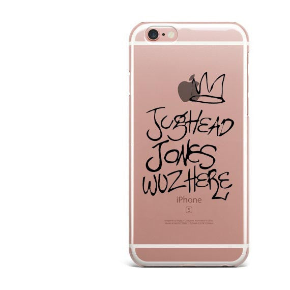 iPhone Case - Riverdale Jughead Jones Was Here