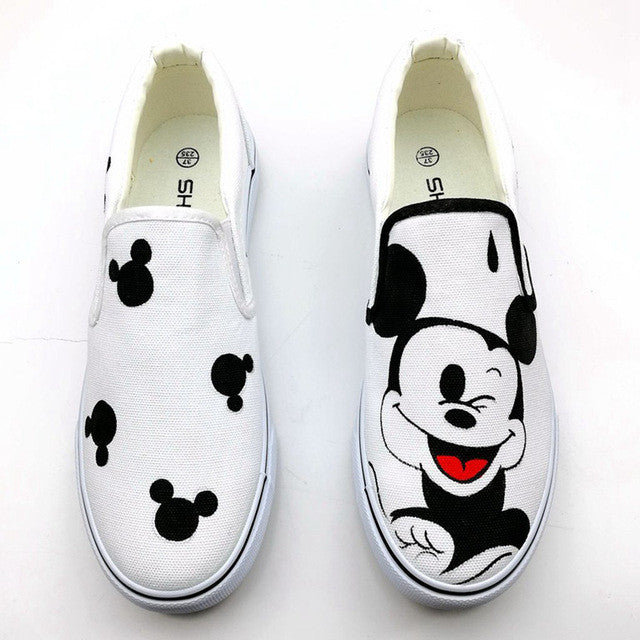 Slip On - Mickey Minnie