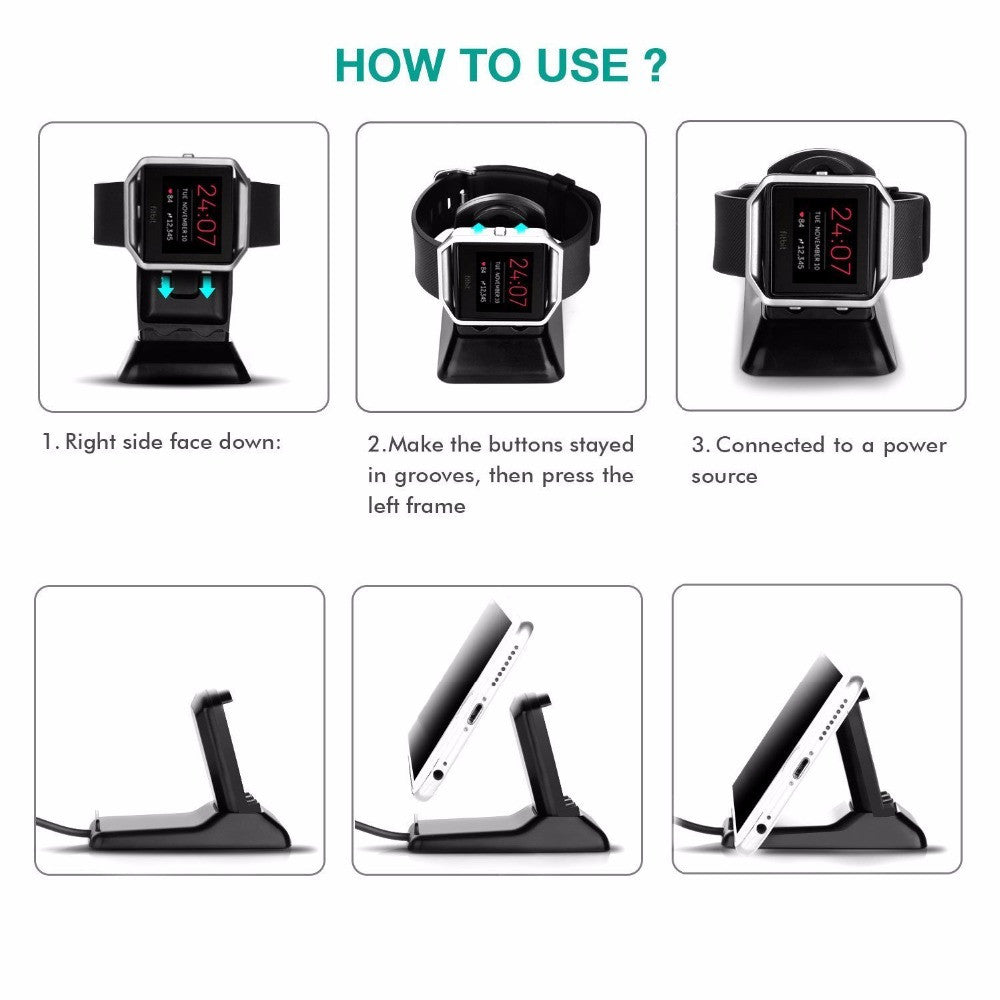 Fitbit Blaze - Charging Dock Station