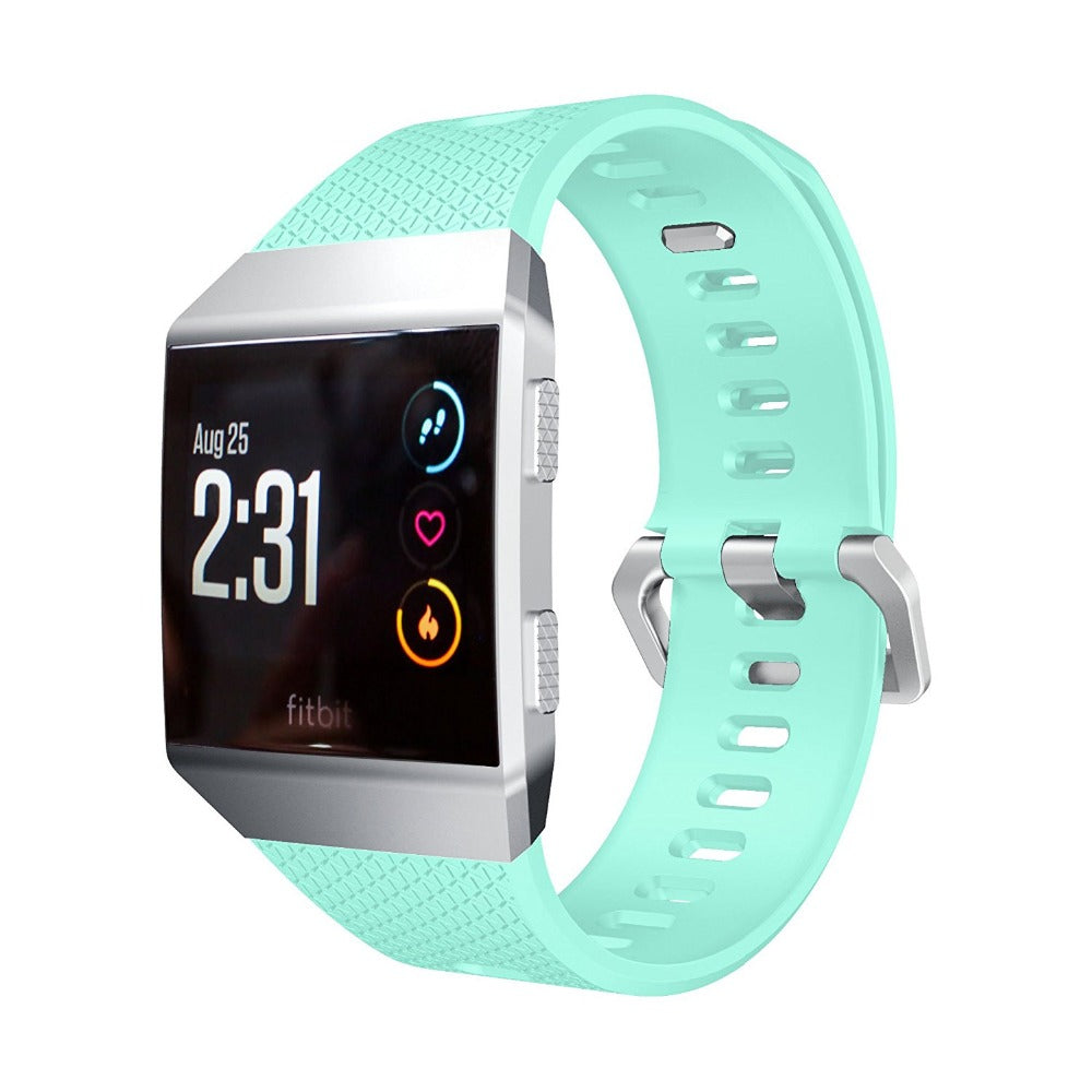 Solid Silicone Sport Band