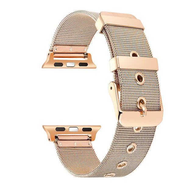 Apple Watch Milanese Band with Buckle