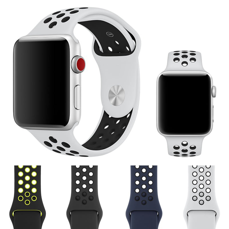 Apple Watch Sport Silicone Band