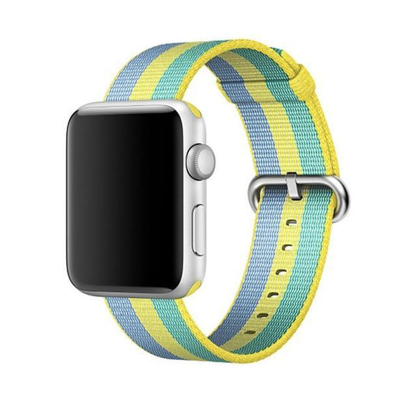 Apple Watch Woven Nylon Band